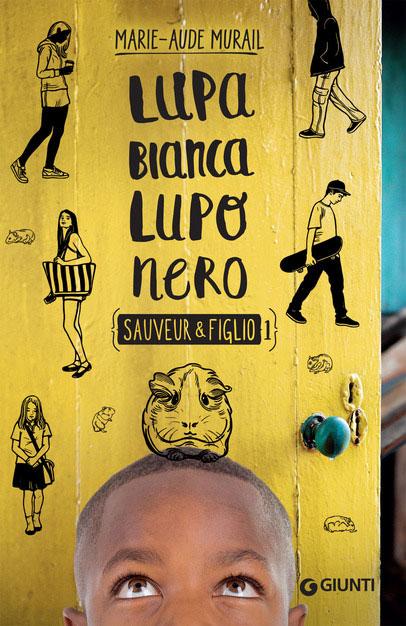 Murail Lupa Bianca Lupo Nero