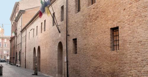 Museo Dantesco Esterno Ingresso