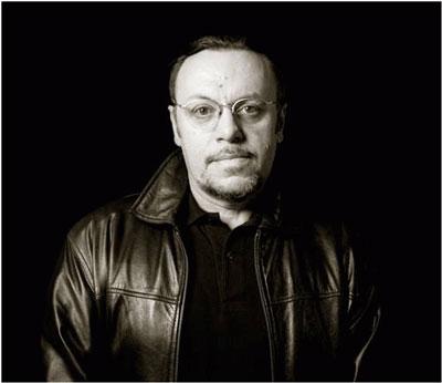 Lo scrittore e studioso di storia e folclore della Romagna Eraldo Baldini