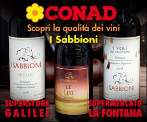 CONAD VINI SABBIONI ORIOLO MRMID 15 – 19 02 20