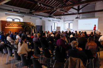 Gruppo Caviro Presentazione Bilancio Di SostenibilitÖ 22 Ottobre Fondazione Riccardo Catella 2