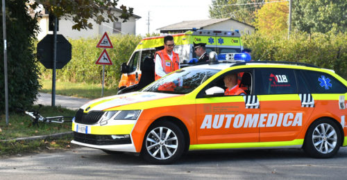 Ambulanze Mortale Cosina
