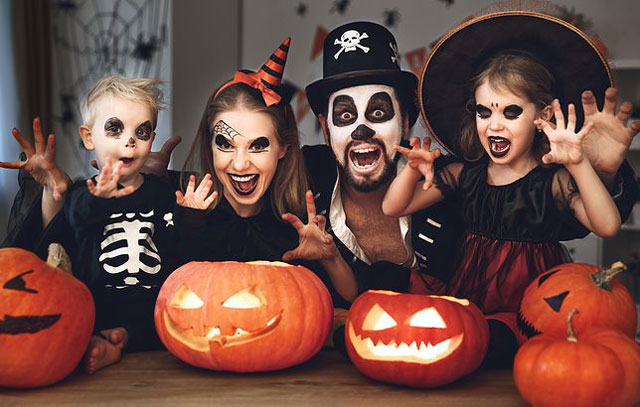 Halloween Famiglia