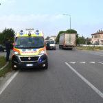 Morto Ciclista Faenza