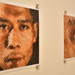 Mosaics Chuck Close