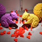 Scoiattoli Lego Mar