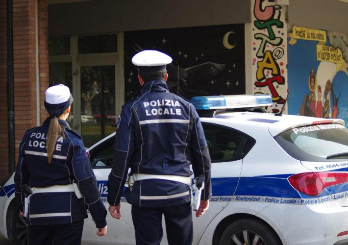 polizia locale ravenna