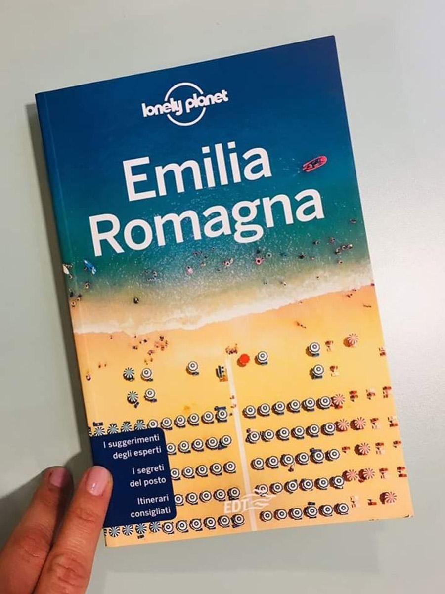 Il direttore italiano e gli autori presentano la Lonely Planet dell'Emilia-Romagna