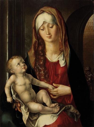 Albrecht Dürermadonna5