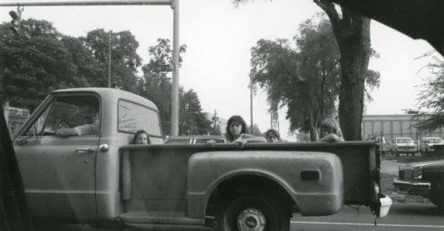 Alessandra Dragoni, Between Georgia And Alabama, 1986