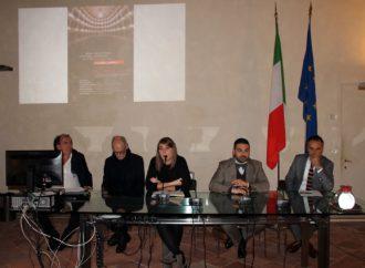 Da Sinistra Giovanni Liverani Domenico Randi Anna Giulia Gallegati Davide Ranalli E Andrea Corsini
