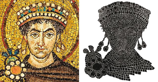 Giustiniano Mosaico