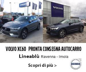 VOLVO LINEABLU XC60 AUTOCARRO – BILLB TOP 25 11 – 31 12 19