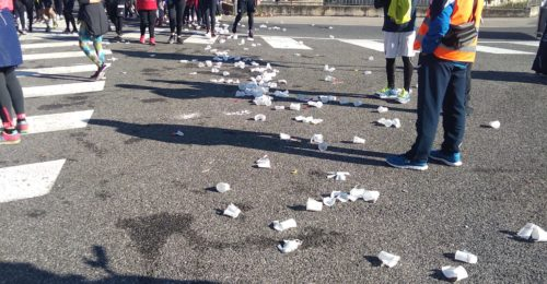 Bicchieri Maratona