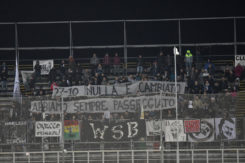 Curva Cesena Derby Coppa