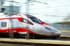 Frecciargento Train