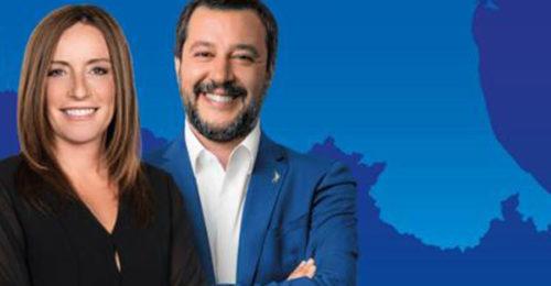 Salvini Borgonzoni