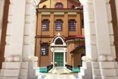San Vitale Lego