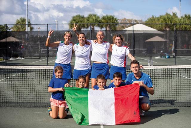 Squadra Italiana Casoni Seconda Da Sin