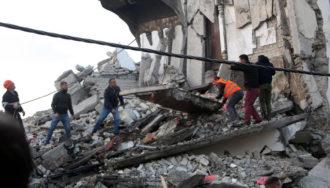 Terremoto Albania 2