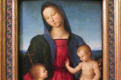 Arte: 'Madonna Diotallevi' Di Raffaello In Mostra A Rimini