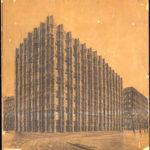 18 Hans Polzig, Banca Di Dresda, 1921