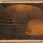 23 Hans Poelzig Festspielhaus (ultima Versione), Salisburgo 1920