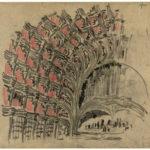 7 Hans Poelzig Sala Per Concerti, Dresda 1918