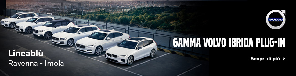 VOLVO LINEABLU GAMMA IBRIDA PLUG IN – BILLB TOP 17 12 19 – 31 01 20