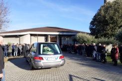 Funerale Elisa Bravi