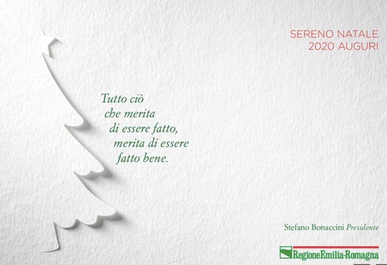 Auguri Bonaccini