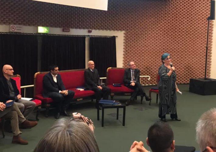 Cristina Muti Presentazione Festival