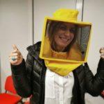 Borgonzoni all'associazione apicoltori