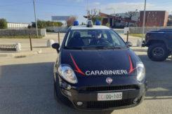 Carabinieri Milano Marittima