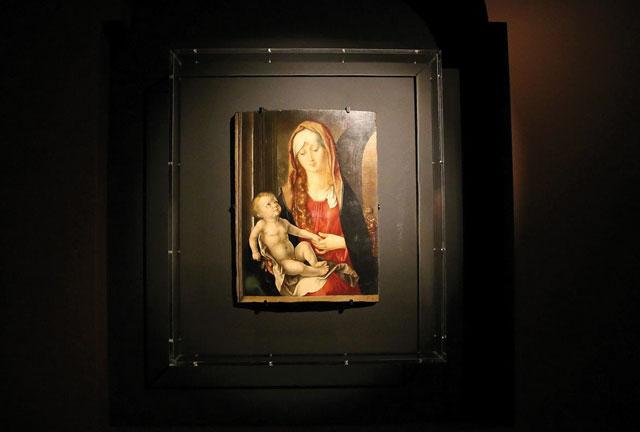 Durer Madonna Del Patrocinio