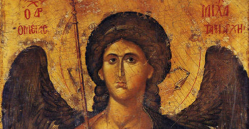 Icona San Michele
