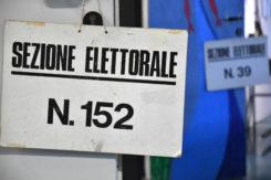 SEGGI ELEZIONI REGIONALI EMILIA ROMAGNA 2020 RAVENNA