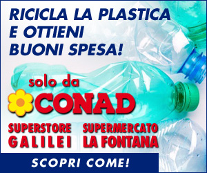 CONAD RACCOLTA PLASTICA MRT2 20 02 – 31 08 20