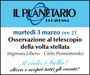 PLANETARIO – MRMID EVENTO 25 02 – dal 20 al 25 02 20