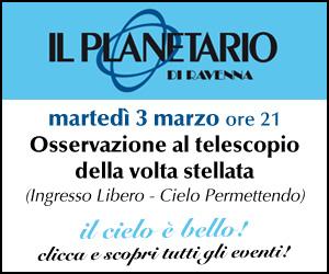 PLANETARIO – MRMID EVENTO 29 02 – dal 26 al 29 02 20