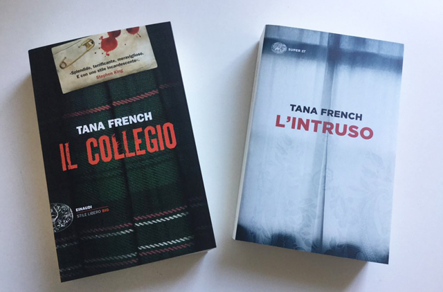 Tana French Intruso Collegio