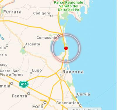 Terremoto 23 Febbraio