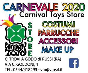 VIP FESTA SHOP CARNEVALE – HOME MRT 20 – 25 02 20