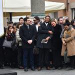 Commemorazione Piazza Matteucci