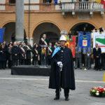Commemorazione Piazza Popolo Matteucci