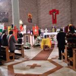 Funerale Matteucci Chiesa