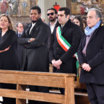 Funerale Matteucci Famiglia Sindaco