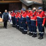 Funerali Matteucci Feretro