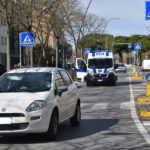 Incidente Viale Alberti Ravenna