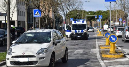 Incidente Viale Alberti Ravenna